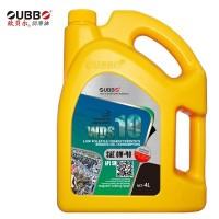 汽车机油SN 发动机油0W-40 4L汽车润滑油通用型 包邮