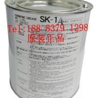 现货供日本原装哈默那科HARMONIC GREASE SK-1A润滑脂2.5KG