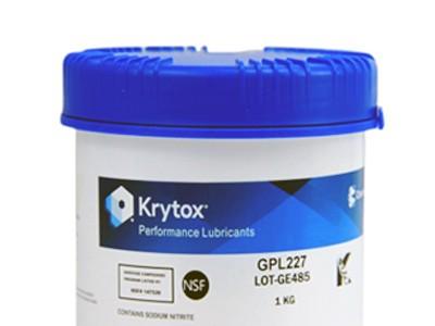 科慕(杜邦)krytox GPL 226瓦楞纸机用高温脂